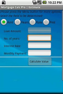 Mortgage Calculator Pro (Auto) - screenshot thumbnail