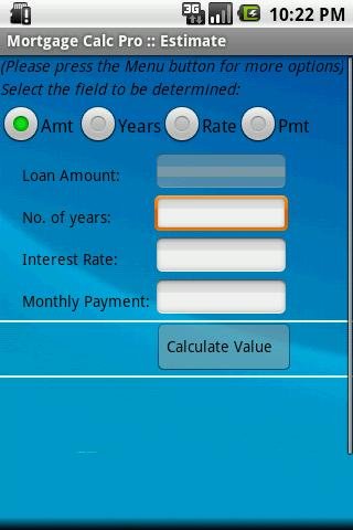 Mortgage Calculator Pro (Auto) - screenshot