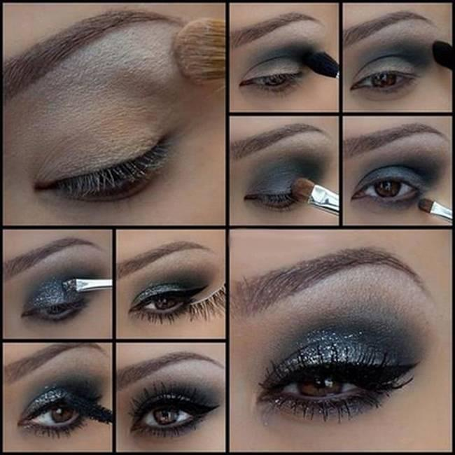 abbastanza Step By Step Eye MakeUP - Android Apps on Google Play SQ95