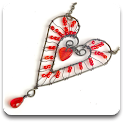 Wire Heart Necklace icon