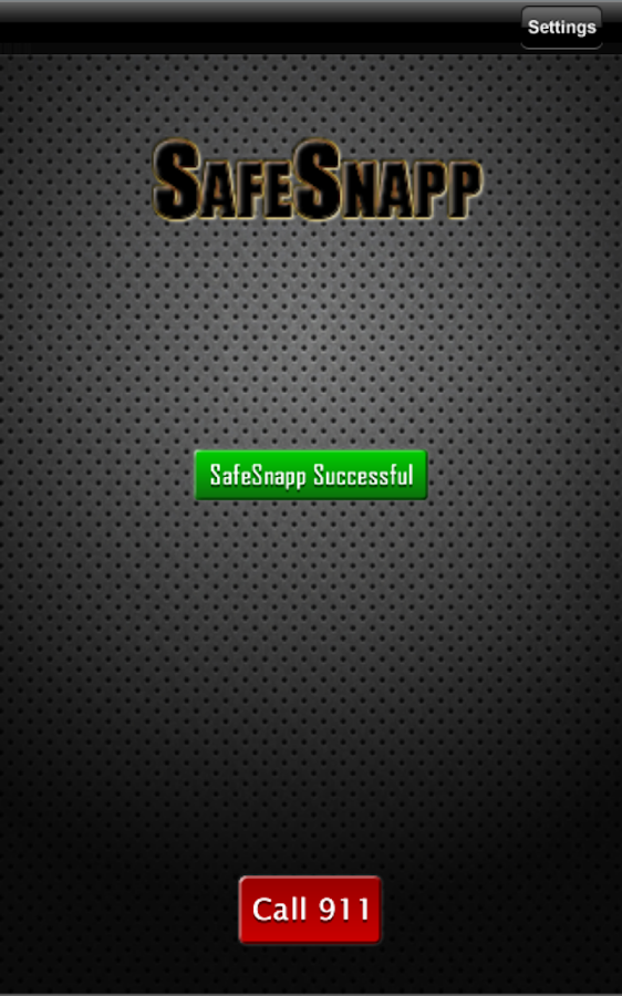 SafeSnapp- screenshot