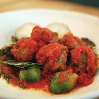Paprika Lamb Meatballs