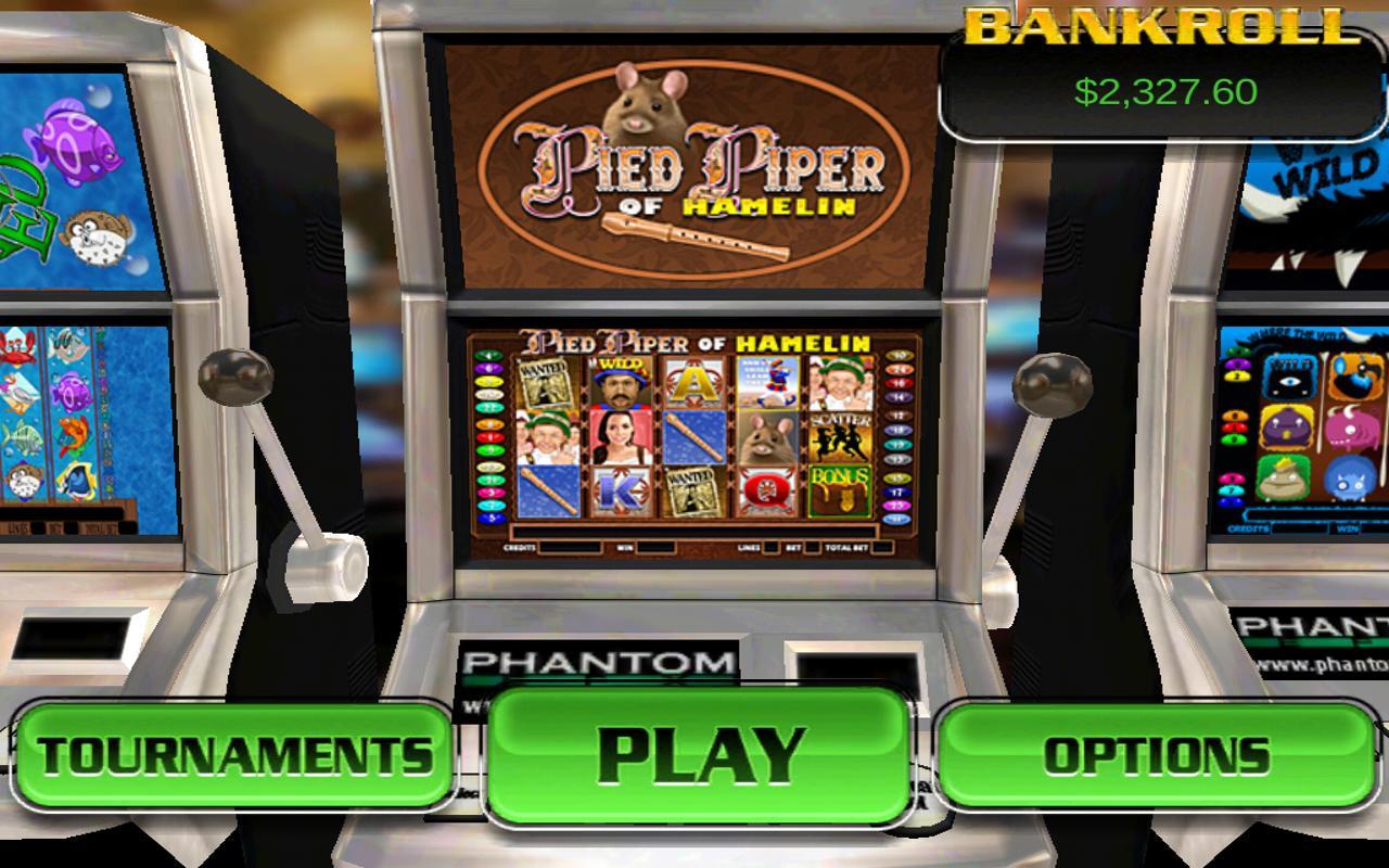 Pied Piper Slot Machine