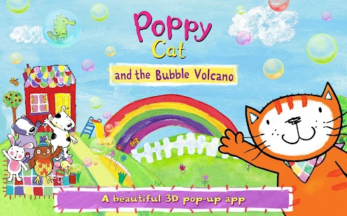 Poppy Cat & the Bubble Volcano- screenshot thumbnail
