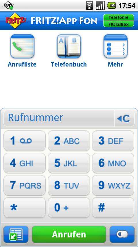 FRITZ!App Fon - screenshot