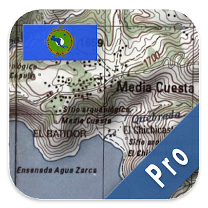 Central America Topo Maps Pro Android Apps on Google Play
