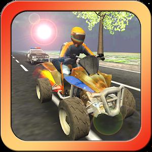 Quad Bike Bandit vs Cop Racing for PC and MAC