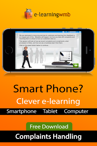 Complaints Handling e-Learning