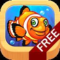 Ocean Animals Kids Puzzle icon