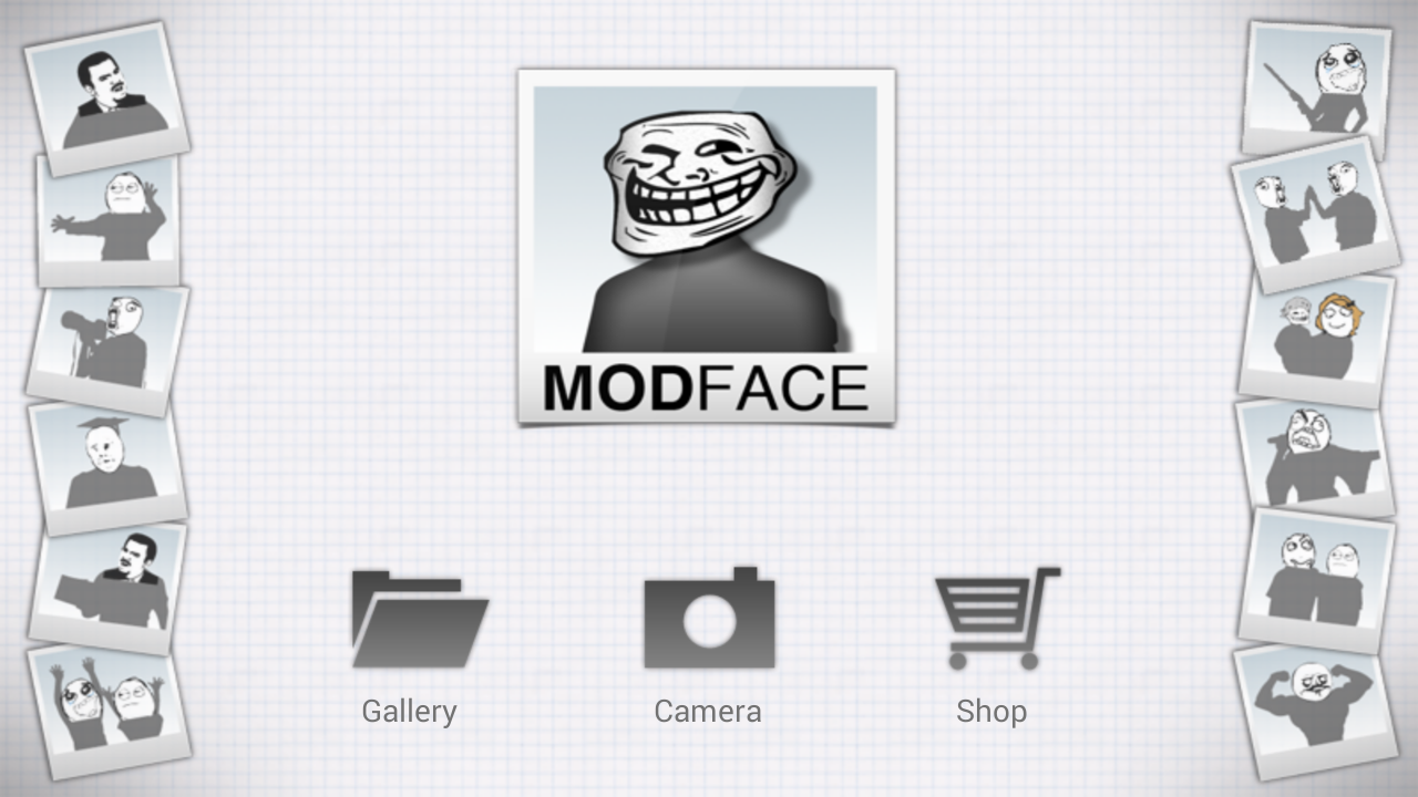 ModFace- screenshot
