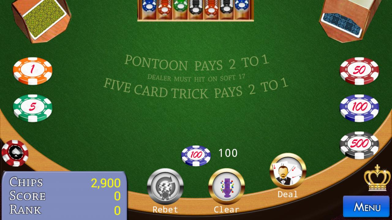 Pontoon 21- screenshot