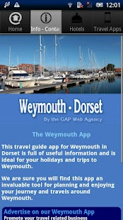 Weymouth - Dorset- screenshot thumbnail