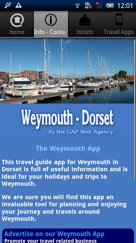 Weymouth - Dorset- screenshot