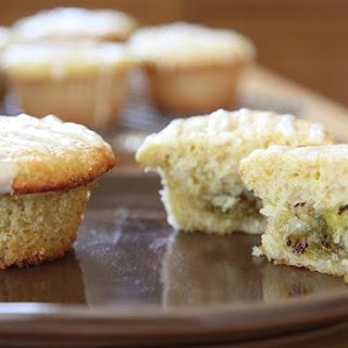 Magical Kiwi-Lime Marmalade filled Muffins.