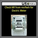CHECK KWH METER icon