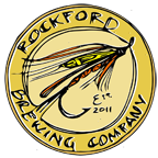 Logo for Rockford Brewing Company