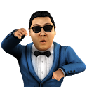 Talking Gangnam Style icon