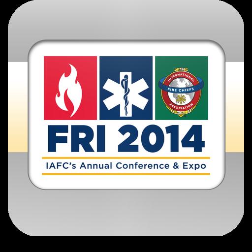 Fire-Rescue International 2014 LOGO-APP點子