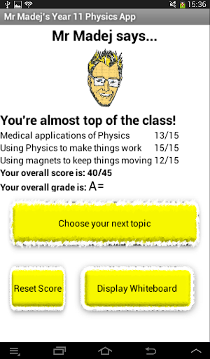 【免費教育App】Mr Madej's Physics App P3-APP點子