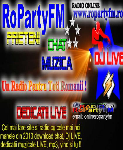 RADIO ROPARTYFM