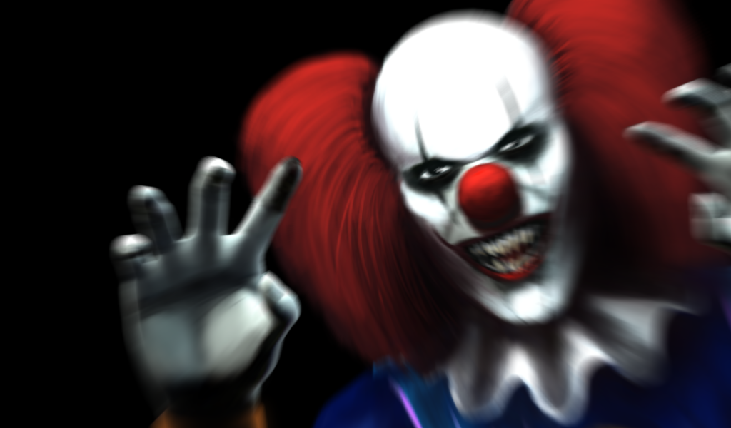 Scare prank killer clown android apps on google play