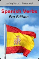 Screenshot of Spanish Verbs Pro Edition