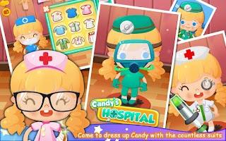 Screenshot of Candy's Hospital