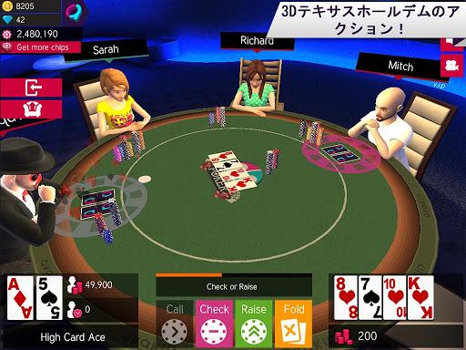 Avakin Poker - 3D Social Club