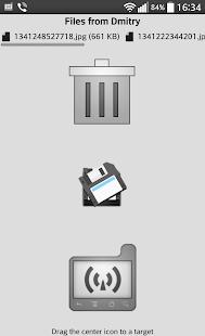 Wi-Fi Talkie - screenshot thumbnail