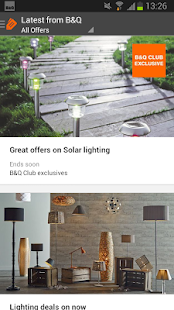 B&Q - screenshot thumbnail