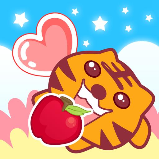 开心接苹果 益智 App LOGO-APP試玩