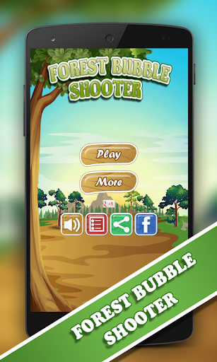 Fruit Bubble ShootUp Game