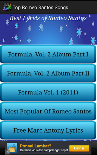 Romeo Santos Music