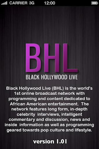 Black Hollywood Live