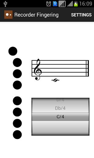 Interactive Recorder Fingering