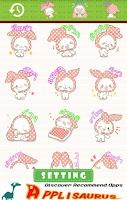 Screenshot of Kitty Cat Emoticons-Thailand