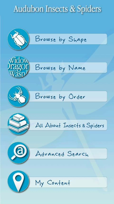 Audubon Insects & Spiders - screenshot