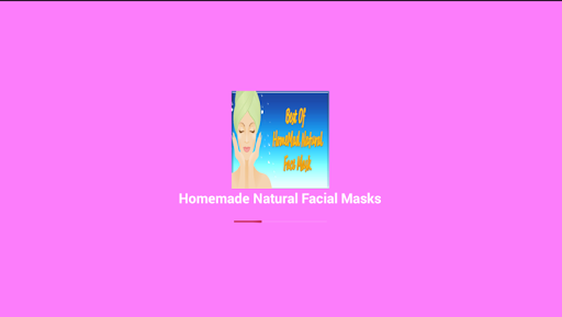 Homemade Natural Facial Masks