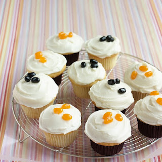 Halloween Cupcakes Recipe
