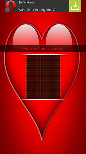 FingerPrint Age Detector Prank