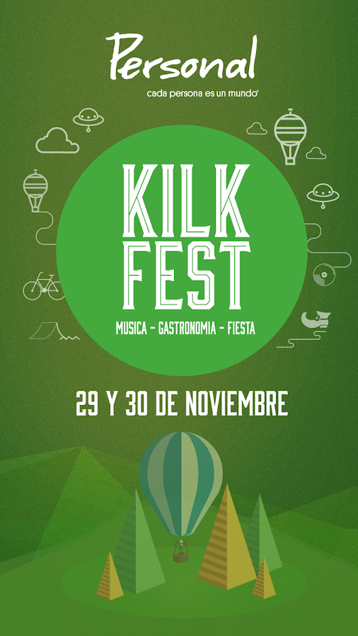 Kilkfest- screenshot