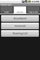 Screenshot of Celcom Xpax