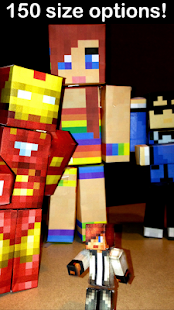 Papercraft for Minecraft - screenshot thumbnail