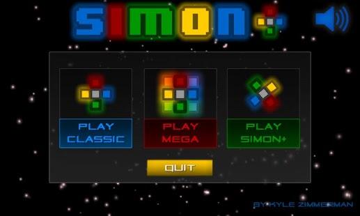 Simon+ Free - screenshot thumbnail