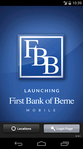 First Bank of Berne Mobile