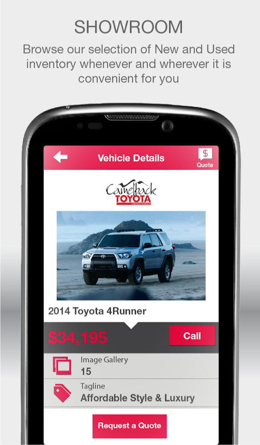 My Camelback Toyota Android Apps On Google Play