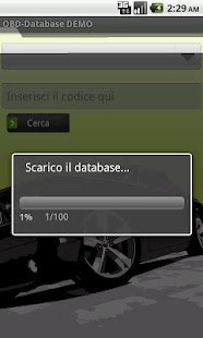 OBD-Database Italiano DEMO- screenshot thumbnail