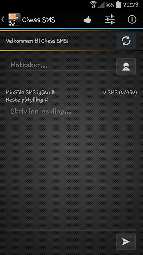 Chess SMS Norway