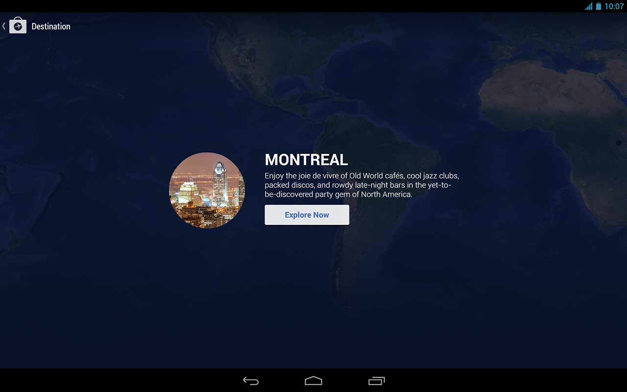 Expedia Hotels & Flights - screenshot