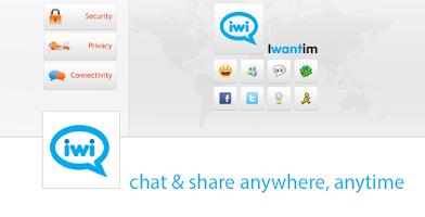 Screenshot of Iwantim Messenger
